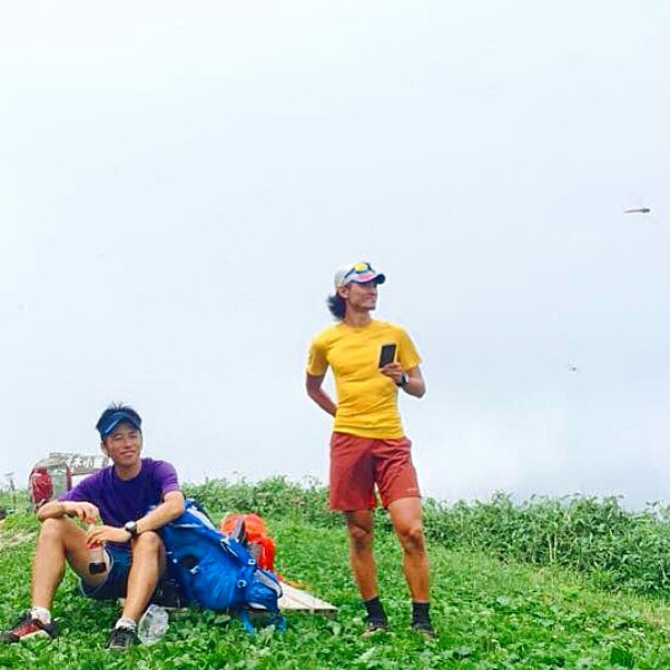 #Fastpacking #japanmountains #MtIide #飯豊山